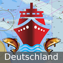 Marine/Nautical Charts-Germany icon