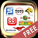 Live 4D Malaysia Free icon