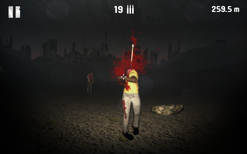 Dead Land Zombies v1.08 APK Mod (Unlimited Money) - screenshot