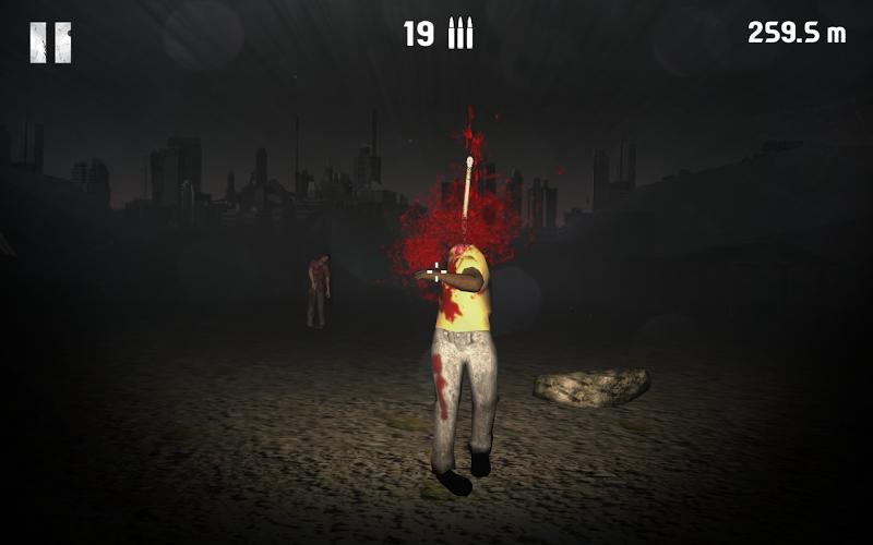 Dead Land Zombies v1.08 APK Mod (Unlimited Money) - screenshot