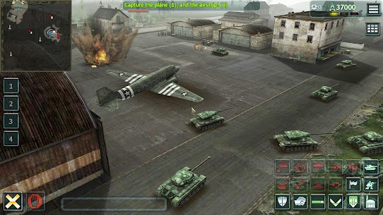 US Conflict Mod Apk Download For Android and Iphone 5