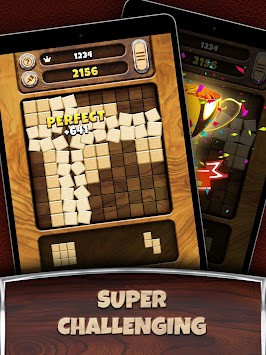 Woody Puzzle Luxury APK Latest Version Download - Free Board