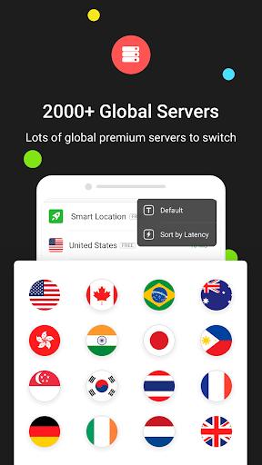 UFO VPN - Fast Proxy Unlimited & Super VPN Master 2.2.8 screenshots 3
