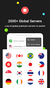 UFO VPN – Fast Proxy Unlimited & Super VPN Master (MOD APK, Premium) v2.4.8 3