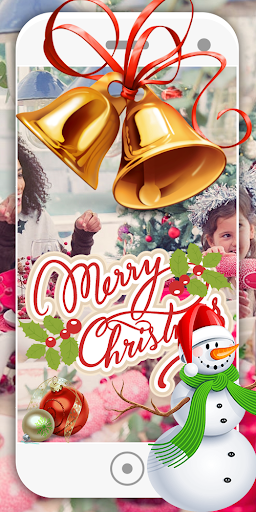 Merry Christmas Editor Face Camera 6.1 screenshots 8