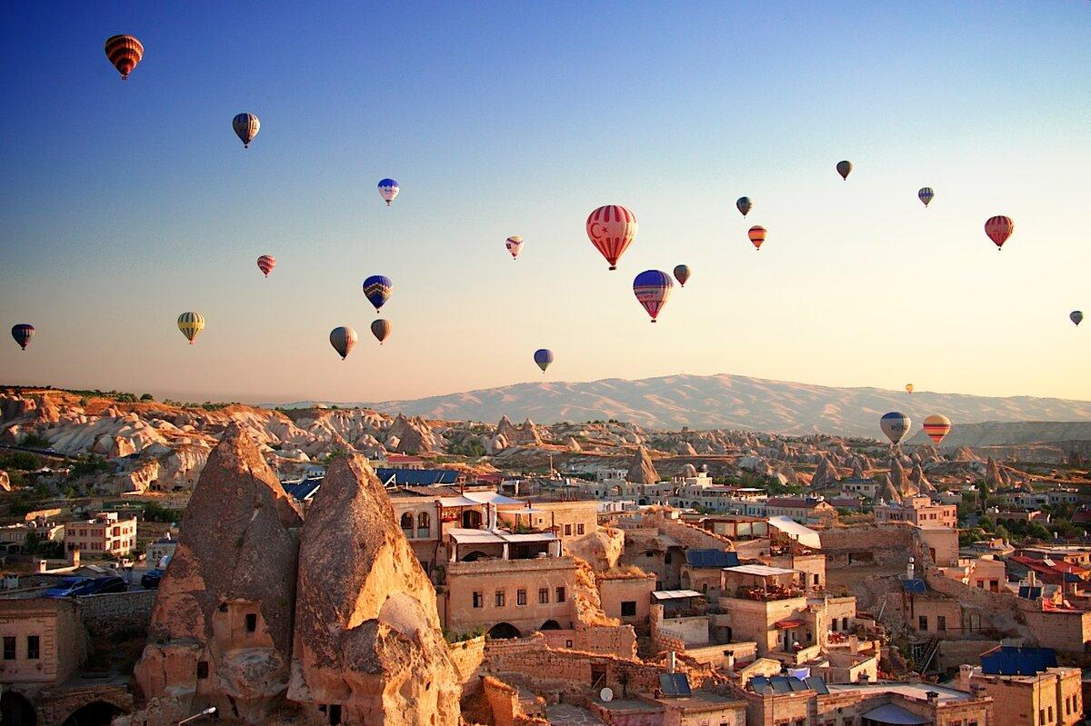 Горящие туры в Каппадокию в Турцию
