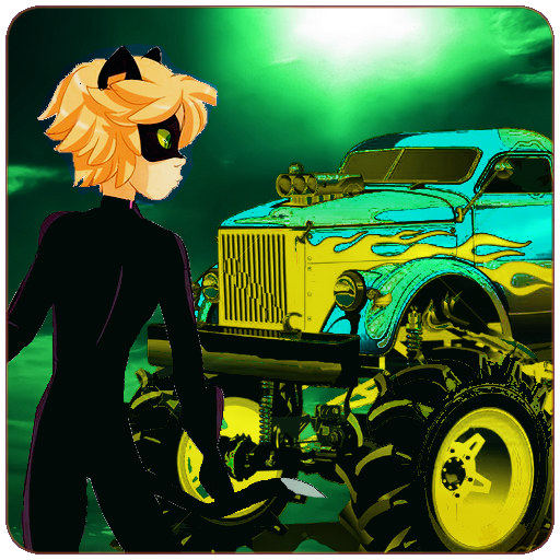 Chat Noir Truck