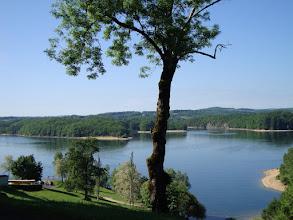Photo: Lac de Saint Etienne Cantalès 600 ha