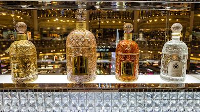 Photo: Vintage Guerlain Perfume Bottles