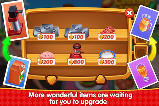 Cooking Square Food Street modavailable screenshots 5