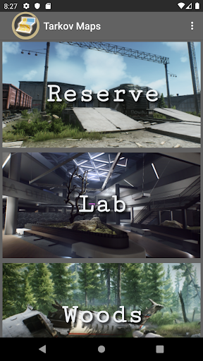 Tarkov Maps App Report on Mobile Action - App Store
