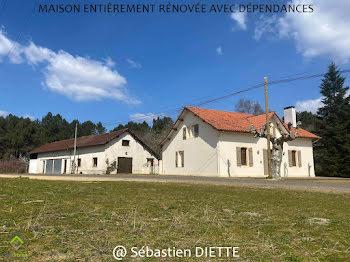 villa à Lucbardez-et-Bargues (40)