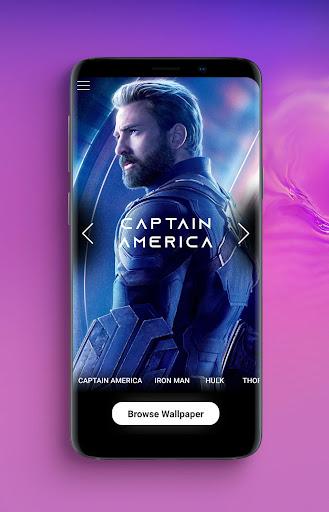 Superheroes Wallpaper HD 2K 4K 2019 1.4 Screenshots 1