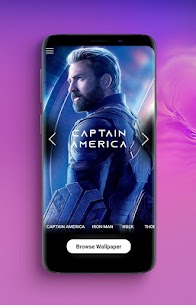 Superheroes Wallpaper HD 2K 4K 2019 App Download for Android 1