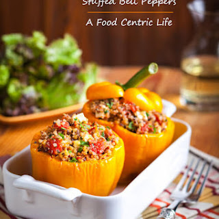 Cold Stuffed Peppers Cheese Recipes
