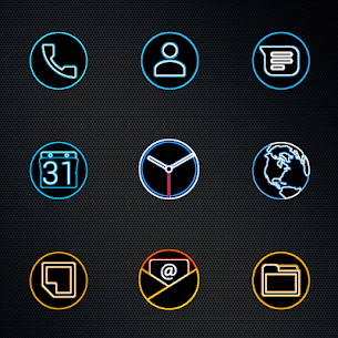DARK PIXEL – ICON PACK v7.5 [Patched] 4