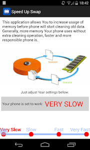 Speed Up Swap NoAds (root) v1.5-pro