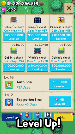 Tap Chest (Idle Clicker  Game) 2.9 screenshots 13