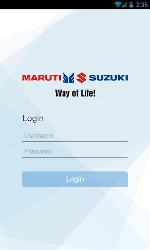 Maruti Suzuki Training File