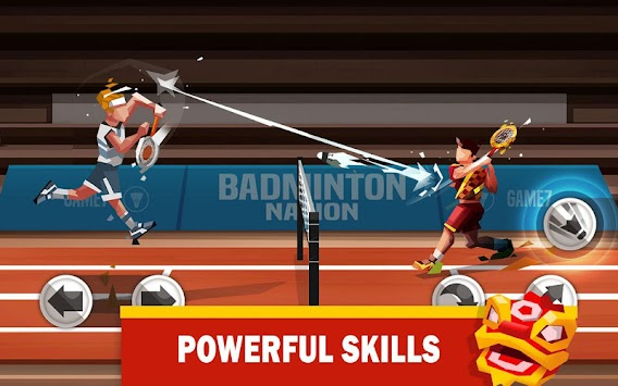 Badminton Liga APK screenshot thumbnail 9