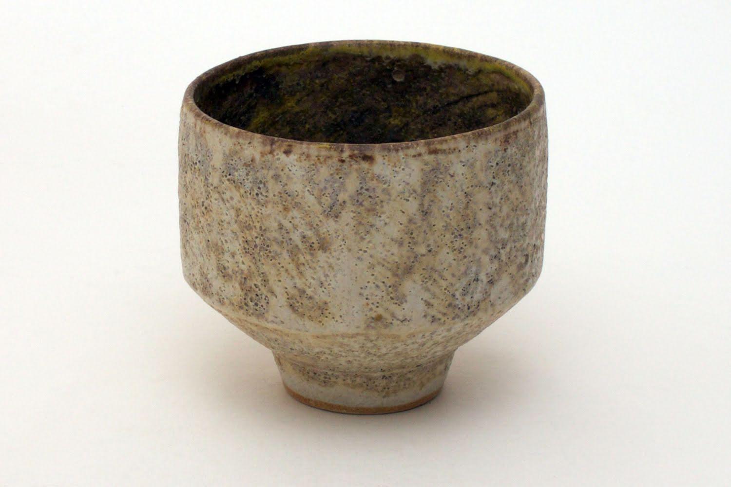 Chris Carter Ceramic Cut-Sided Tea Bowl 36