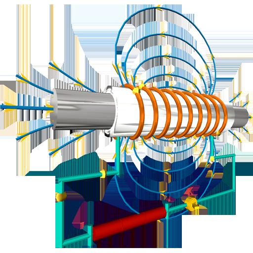 Electromagnet 3D