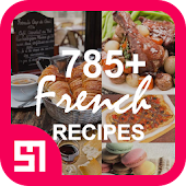 785+ French Recipes