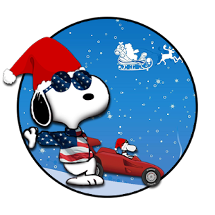 Supper car Snoopy : Christmas 2018 - náhled
