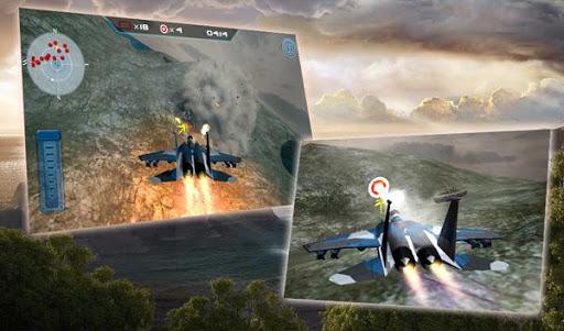 F15噴氣式戰鬥機模擬器3D