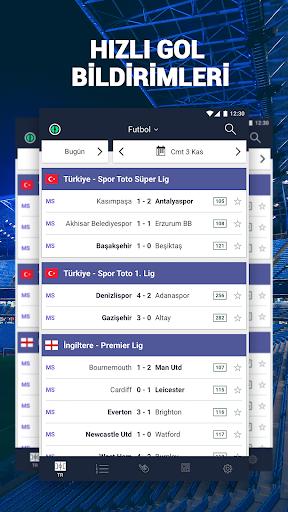 Sahadan Canlı Sonuçlar 6.0.2 screenshots 1