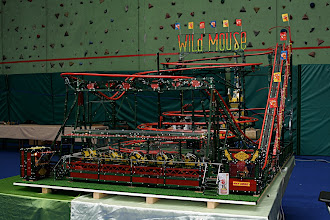 Photo: The Wild Mouse from John MOLDEN in a very quiet state.