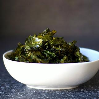 Low Calorie Kale Chips Recipes