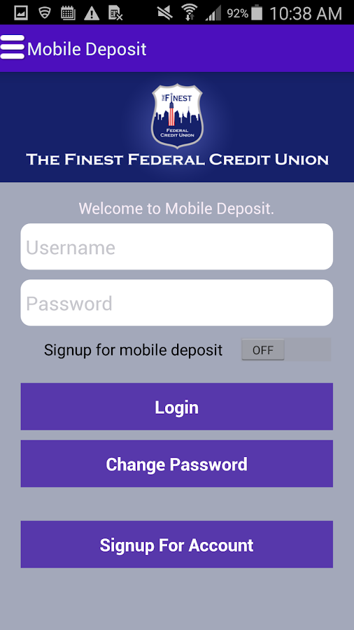 The Finest FCU- screenshot