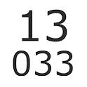 13033 - 13032 icon