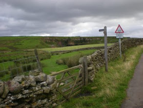 Photo: PW - From Tan Hill to Middleton in Teesdale