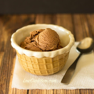 No Egg Chocolate Ice Cream