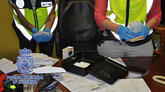Cae en Almería el líder de una peligrosa banda dedicada al tráfico de droga