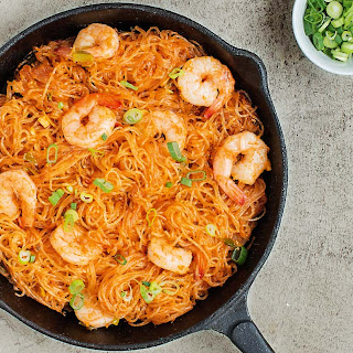 Prawns Vermicelli Recipes