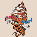 Desert Swirl Frozen Yogurt