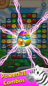 Pet World - Fairyland Match 3 v1.1 (Mod Coins/Lives)