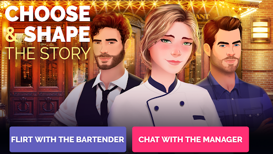 Recipe of love: Interactive Story MOD (Unlimited Money/Free Shopping) 2