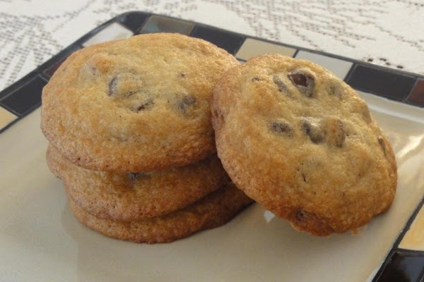 Hershey's Dark Chocolate Chip Cookies Recipe