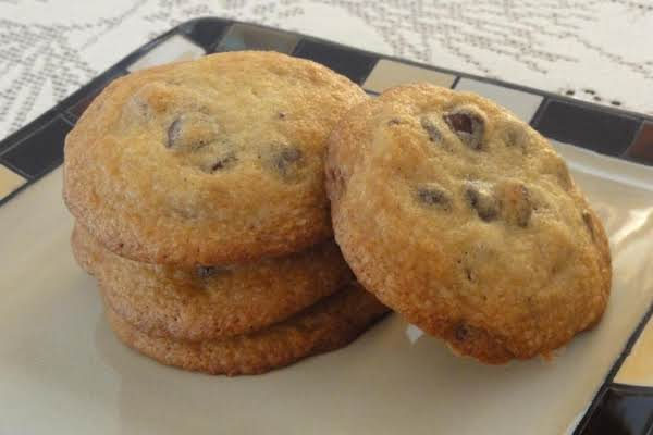 Hershey's Dark Chocolate Chip Cookies