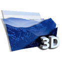 Parallax 3D Live Wallpaper icon