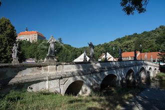 Photo: Most wybudowany po 1733 roku.