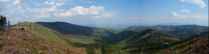 Photo: I panorama z Malinowskiej Skały.