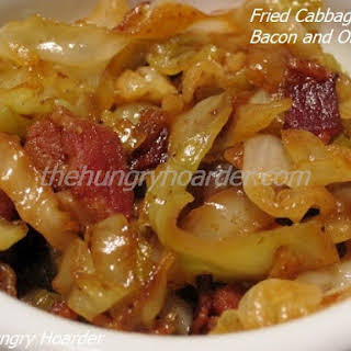 Fried Cabbage Onions Recipes.