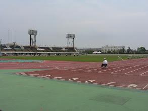 Photo: 会場は聖地広スタ