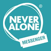 Never Alone Messenger