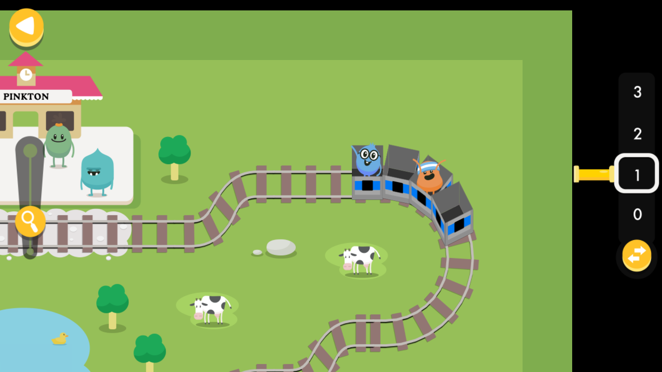 Dumb Ways JR Loopy's Train Set- screenshot